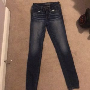 New women's american eagle jeans